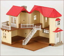 Sylvanian Families - House: A Big House with Light(Back-order)