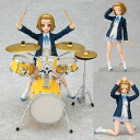 figma - K-On!: Ritsu Tainaka School Uniform ver. (Rereleased Item)(Released)(figma けいおん! 田井中律 制服ver. (再販))