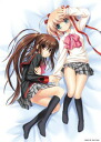 Jigsaw Puzzle Little Busters! Rin and Komari 500 Pieces (05-936)(Back-order)