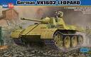 Hobby Boss Plastic Model Fighting Vehicle Series 1/35 German Light Reconnaissance Tank VK1602 Leopard(Back-order)