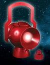 JLA - Prop Replica: Red Lantern Power Battery (Back-order)