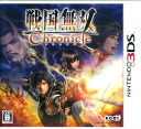 3DS Samurai Warriors Chronicles