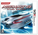 3DS ASPHALT 3D:NITRO RACING