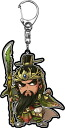 Dynasty Warriors 7 - Mini-chara Keychain: Guan Yu (Back-order)