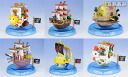 ONE PIECE Swinging Pirate Boat Collection Part.3 BOX(Released)