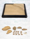 M.S.G Modeling Support Goods - Geo Chain Base 01 Desert Scenery Set(Back-order)