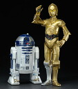 Star Wars ARTFX+ R2-D2+C-3PO 1/10 PVC Pre-painted Easy Assembly Kit(Released)