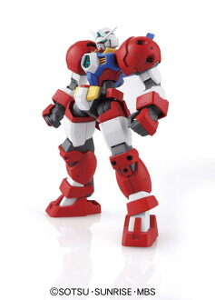 HG 1/144 ガンダムAGE-1 タイタス プラモデル(HG 1/144 Gundam AGE-1 Titus Plastic Model(Released))