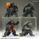 Trading Figure Gekizou Series -Heisei Gamera Arc- BOX(Back-order)