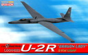 """Dragon Wings Warbirds 1/144 US Air Force U-2R """"Dragon Lady"""" 9th Reconnaissance Wing(Back-order)"""