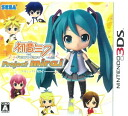 3DS Miku Hatsune and Future Stars Project mirai Regular Edition(Released)