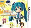 3DS Miku Hatsune and Future Stars Project mirai Regular Edition(Back-order)