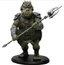 Star Wars - Gamorrean Guard 15 Inch Statue(Back-order)