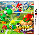 3DS MARIO TENNIS OPEN(Back-order)