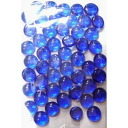Tiddlywinks Counter 50 Piece Cobalt Blue(Released)