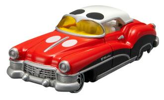 ディズニートミカ ディズニーモータース DM01 ドリームスター ミッキーII(Disney Tomica - Disney Motors DM01 Dream Star Mickey II(Back-order))