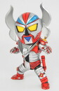 Tokusatsu Metalboy Heroes - Denjin Zaborgar Movie Edition Strong Zaborgar Unpainted Assembly Kit(Back-order)