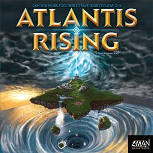 ホビージャパン特選ボードゲーム アトランティス・ライジング(Atlantis Rising) 日本語訳ルール付属(HobbyJAPAN Special Selection Board Game - Atlantis Rising w/Rule Book in Japanese(Back-order))