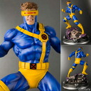 X-MEN Fine Art Statue Cyclops -DANGER ROOM SESSIONS- Complete Figure(Back-order)