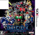 3DS Lost Heroes(Back-order)