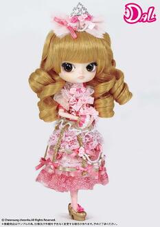 ダル / Princess Pinky(プリンセス・ピンキー) 通常サイズ 完成品ドール(DAL/ Princess Pinky Regular Size Complete Doll(Back-order))