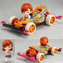 Nendoroid Petite x Mini 4WD - Toaru Kagaku no Railgun S: Mikoto Misaka drives Thunder Shot Special(Released)