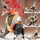 Revoltech Yamaguchi No.135EX Monster Hunter - Zinogre Subspecies(Released)