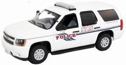 """ファーストレスポンス ダイキャスト製 1/43 2011 Chevy Tahoe Police """"Union Pacific Police K-9""""[ガリバー]《取り寄せ※暫定》(First Response Diecast 1/43 2011 Chevy Tahoe Police """"Union Pacific Police K-9""""(Back-order))"""