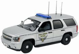 """ファーストレスポンス ダイキャスト製 1/43 2011 Chevy Tahoe Police """"Ohio Highway Patrol""""[ガリバー]《取り寄せ※暫定》(First Response Diecast 1/43 2011 Chevy Tahoe Police """"Ohio Highway Patrol""""(Back-order))"""