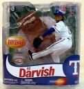 MLB 시리즈/다르빗슈유(텍사스 레인저스)(MTCC 한정) 7 인치 피겨 단품《제고품절》