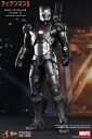 Movie Masterpiece Diecast Iron Man 3 1/6 Scale Figure - War Machine Mark 2(Released)