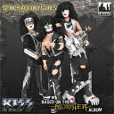 KISS Retro 12 Inch Figure Series 4 Set of 4 Types(Back-order)