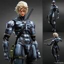 Play Arts Kai - Metal Gear Solid 2: Raiden Action Figure(Released)