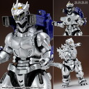 S.H.MonsterArts - MFS-3 Type 3 Kiryu(Released)