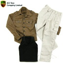 ACI Toys 1/6 MODA Series Walnut Military Set (ACI-738) (Doll Clothing)(Back-order)