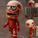 Nendoroid - Colossal Titan & Attack on Titan Playset(Released)