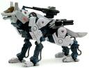 MSS MZ008 ZOIDS RHI-3 Command Wolf Plastic Model(Released)