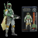 "Star Wars Hasbro Action Figure 6 Inch ""Black"" #06 Boba Fett(Released)"
