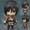 Nendoroid - Attack on Titan: Mikasa Ackerman(Released)