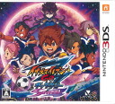3DS Inazuma Eleven GO Galaxy Super Nova(Released)
