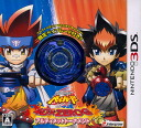 3DS Metal Fight Beyblade 4D x ZEROG Ultimate Tournament Pack Edition