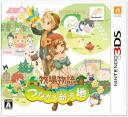 3DS Bokujou Monogatari Tsunagaru Shintenchi (Harvest Moon)(Released)