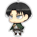 Attack on Titan - Deka Keychain Salute Ver. Levi(Released)
