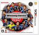 3DS World Soccer Winning Eleven 2014(Back-order)