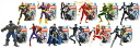 "Marvel Comic Hasbro Action Figure 3.75 Inch ""Marvel Universe"" 2013 Edition Wave 3.0 Assortment(Back-order)"