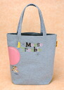 Tom and Jerry - Fabric Series Shoulder Tote Bag: Balloon(Released)