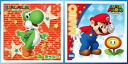 Super Mario Sticker Collection Neo Hikuzo-kun w/Soda Pop 6Pack BOX (CANDY TOY)(Back-order)