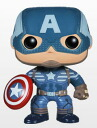 POP! - Captain America The Winter Soldier: Captain America(Released)