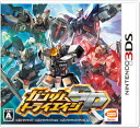 3DS Gundam: Try Age SP (w/Early Purchase Bonus: Limited Card Set)(Released)