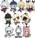 BlazBlue Petanko Trading Rubber Strap 10Pack BOX(Released)